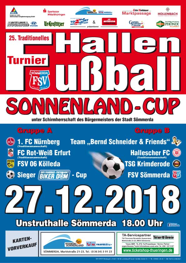 Sonnenland-Cup 2018